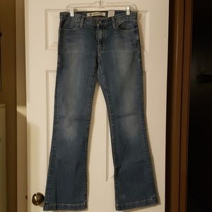 Gap Long and Lean boot cut flare jeans
